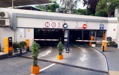 Climiparking Madrid