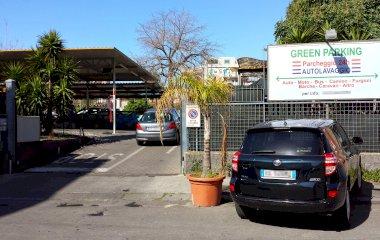 Reservar una plaça al parking Green