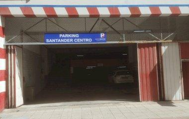 Prenota un posto nel parcheggio Santander Centro