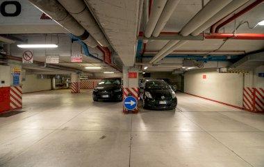 Reservar una plaça al parking Garage Internazionale