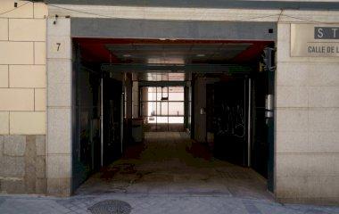 Reservar una plaza en el parking La Latina 2