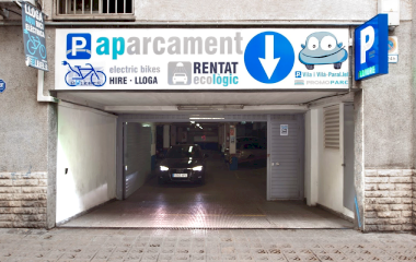 Parking Puerto Barcelona Paralelo Vilà i Vilà