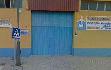 Parking Low cost VIP - Aeropuerto Valencia Manises