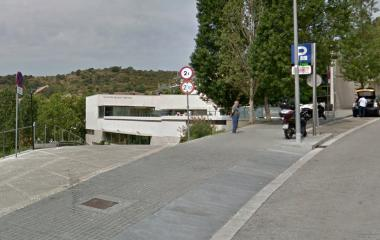 Book a parking spot in Tanatori Sant Gervasi car park