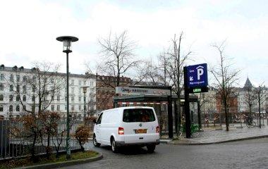 Reservar una plaça al parking Q-Park Nørreport