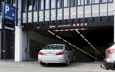 Reservar una plaza en el parking Q-Park Adelgade