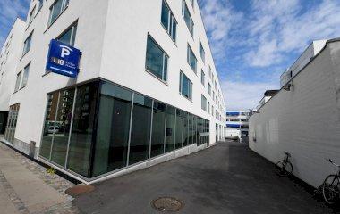 Reserve uma vaga de  estacionamento no Q-Park Scandic Kødbyen
