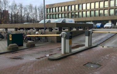 Reservar una plaça al parking MOBIHUB Rembrandtpark