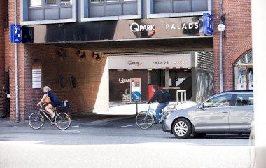 Reservar una plaça al parking Q-park Palads