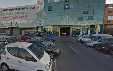 Book a parking spot in Airport Málaga - Picasso Low Cost car park