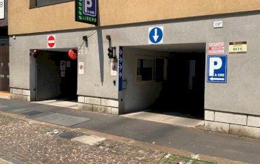 Book a parking spot in Parking Settembrini car park