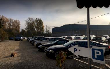 Réservez une place dans le parking Parkadvisor.de - Shuttle