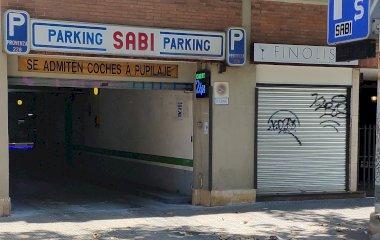Reservar una plaza en el parking Provença 228 - Promoparc