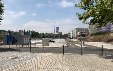 Book a parking spot in Placegar Rotunda de Miraflores car park