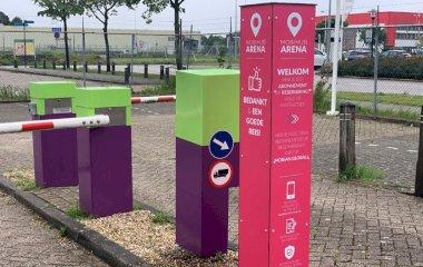 Réservez une place dans le parking MOBIHUB Arena