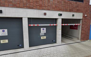 Reservar una plaza en el parking MOBIHUB | P+R - Overamstel