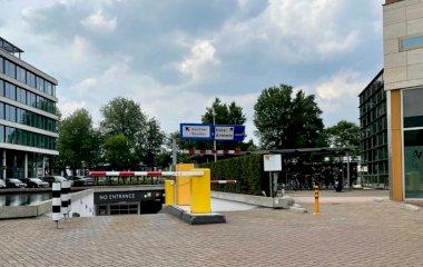 Book a parking spot in MOBIHUB Sloten - parking only car park