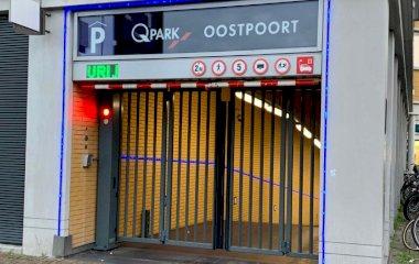 Reservar una plaza en el parking MOBIHUB | P+R - Q-Park Oostpoort