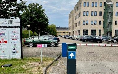 Book a parking spot in MOBIHUB Sloterdijk car park