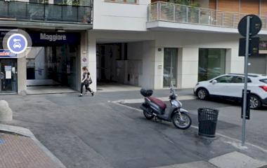 Reserveer een parkeerplek in parkeergarage Muoviamo Canonica