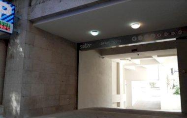 Book a parking spot in SABA Garagem Sá da Bandeira car park