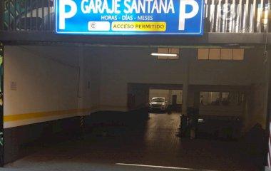 Reservar una plaça al parking Garaje Santana