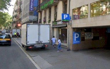 Reservar una plaza en el parking Las Ramblas - La Boqueria - Palau Nou