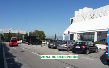 Book a parking spot in MrChofer-Valet - Low Cost-Aeroport de Mallorca car park
