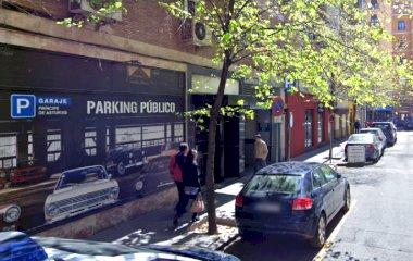 Reservar una plaza en el parking Príncipe de Asturias - Alcalá