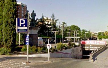 Parking Ciudad de Granada - Violón