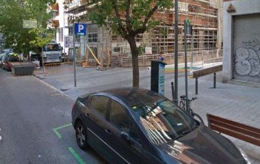 Book a parking spot in Les Corts - Avenida Madrid car park
