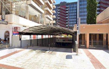 Reserveer een parkeerplek in parkeergarage Chamartín - One Pass - Centro Norte - Low-Cost