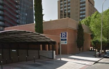 Reservar una plaza en el parking Chamartín - One Pass - Centro Norte - Low-Cost