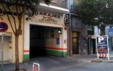 Book a parking spot in Atocha - Abtao car park