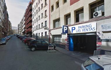 Book a parking spot in Las Ventas - Plaza de las Ventas r. car park