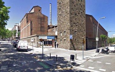 Book a parking spot in Freser-Turismos - Navas-Sagrera car park