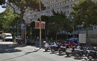 Book a parking spot in Complex Esportiu Les Corts car park