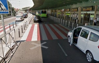 Book a parking spot in Barajas-T1 - Viparking car park