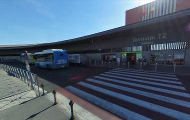 Book a parking spot in Barajas-T2 - Viparking car park