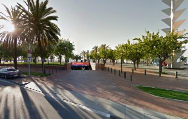 Reservar una plaça al parking BSM Litoral - Port Olímpic