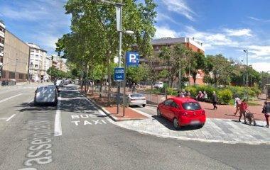 Book a parking spot in BSM Maragall - Guinardó car park