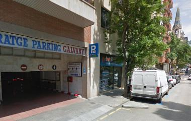 Book a parking spot in Galvany - Calaf car park