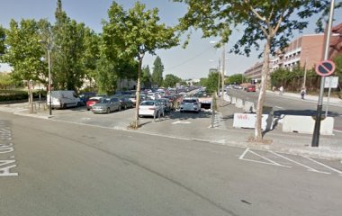 Book a parking spot in BSM Les Corts - Tanatori car park