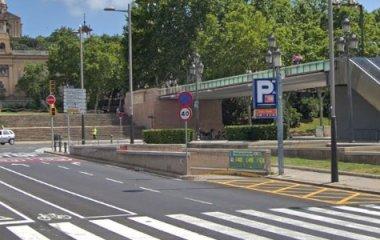 Reserve uma vaga de  estacionamento no BSM Rius i Taulet - Fira Montjuïc - ONE PASS