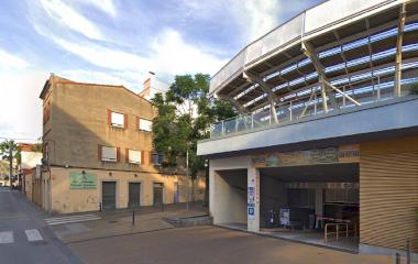 Reserveer een parkeerplek in parkeergarage Premià - Països Catalans