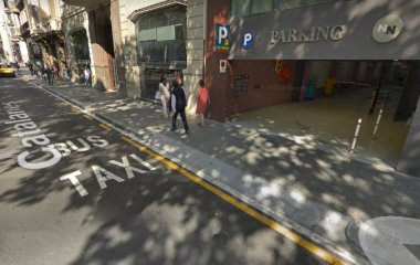 Book a parking spot in NN Gran Via - Bruc car park