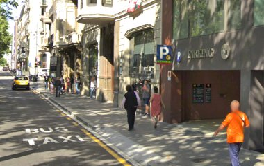 Reservar una plaza en el parking NN Gran Via - Bruc