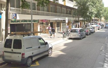Reservar una plaça al parking NN Rocafort -Gran Via