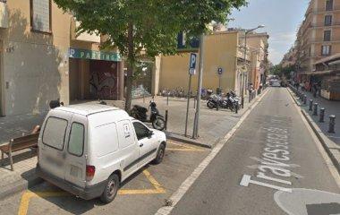 Reservar una plaza en el parking NN Travessera de Gràcia - Mercat