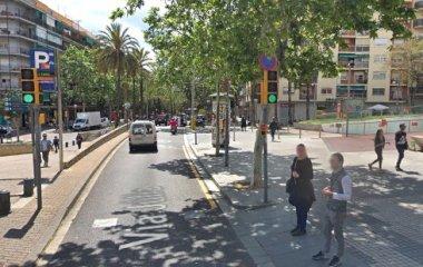 Parking Verdú - Francesc Layret - Via Júlia Francesc Layret